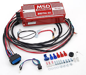 MSD 6201 Digital 6A Ignition Controller